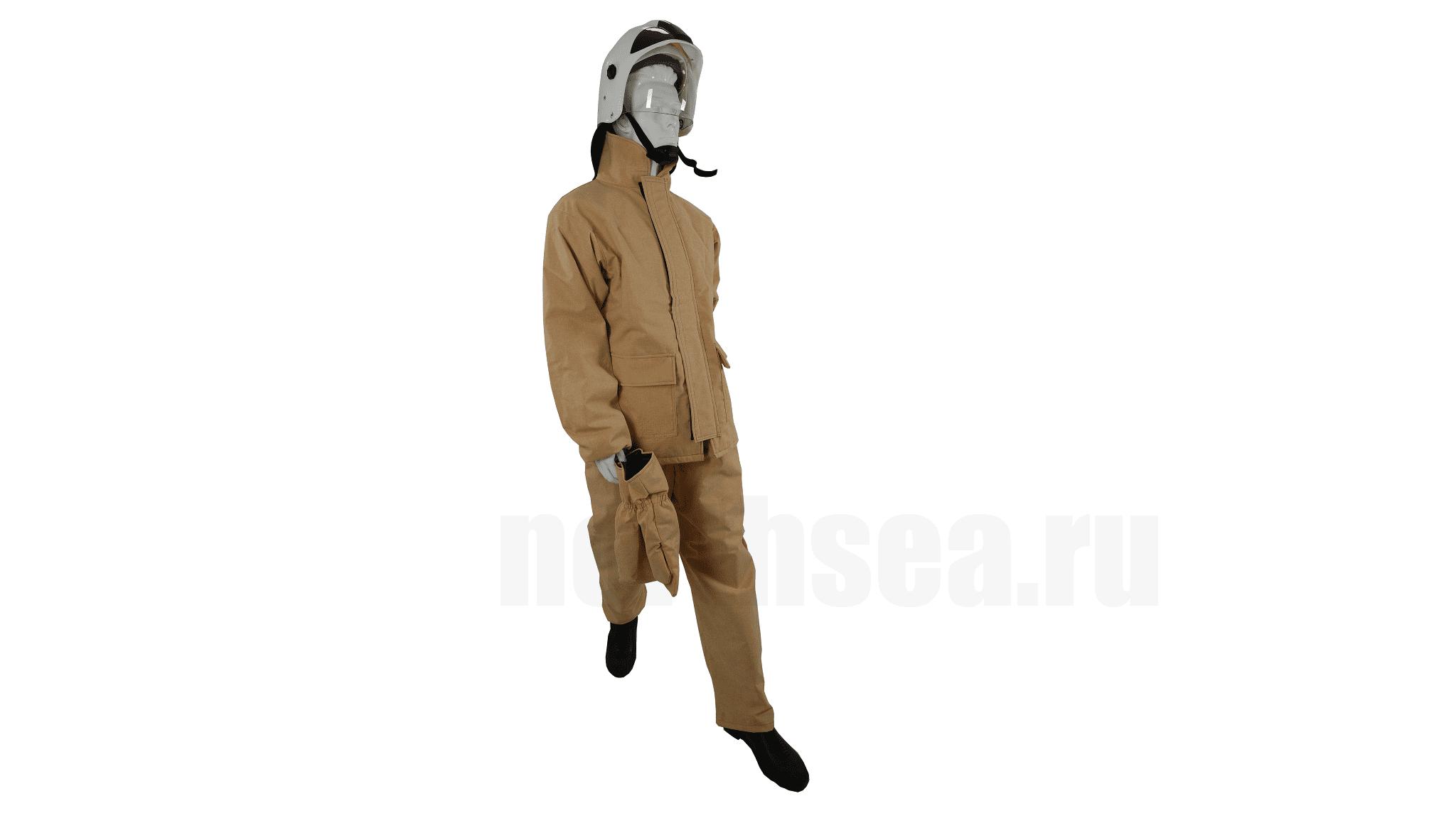 костюм пожарного речной