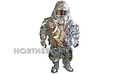 Теплоотражательный костюм ТОК